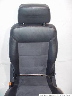 VW Sharan Ford Galaxy Seat Alhambra Sitz Zusatzsitz Leder Ledersutz