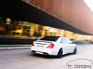 Mercedes W221 S Klasse AMG Look BODYKIT Stoßstange Schweller Limo