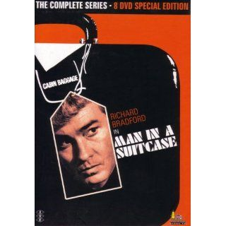 Man in a Suitcase   Complete Series 8 DVDs Australien Import