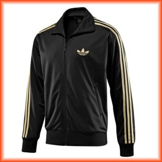 TT Herren Trainingsjacke X41200 (black gold) Gr. S UVP 70 €