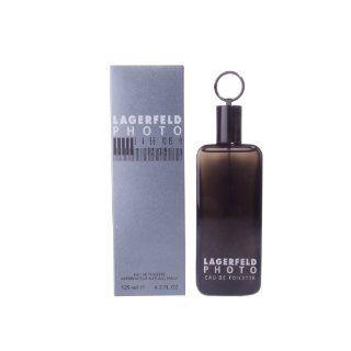Karl Lagerfeld Photo Eau De Toilette Spray, 125ml