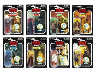 Star Wars Vintage Action Figuren Krieg der Sterne Collection Kenner