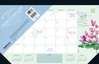 Kathy Davis   2013 Desk Pad Calendar Calendars