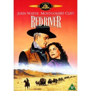 Red River [UK Import] John Wayne, Montgomery Clift, James