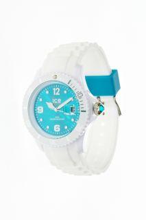 Ice Watch Uhr Modell SI.WT.U.S.10 Sili white Turquoise Unisex