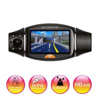 86cm Auto KFZ Car Überwachung DVR Blackbox GPS G Sensor Motion