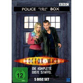 Doctor Who   Die komplette erste Staffel [5 DVDs] John