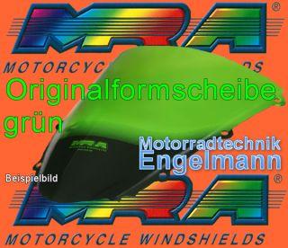MRA Originalform Scheibe KAWASAKI GPZ 550 grün 82 83
