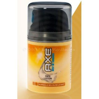 AXE Best of Summer Face Lotion für normale bis dunkle Haut (D4