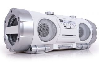 Kinder Ghettoblaster Boombox CD Radio  USB SD Radiorecorder