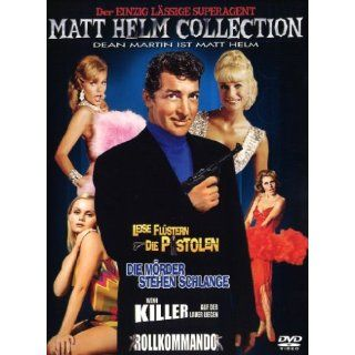 Matt Helm Collection [4 DVDs] Dean Martin, Elke Sommer