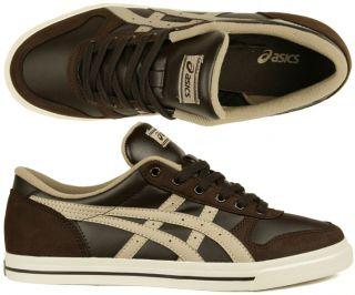 Asics Aaron brown/beige Schuhe Mexico alle Größen