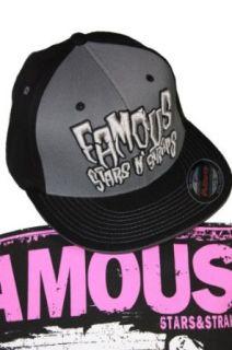 Famous Stars And Straps FSAS Flex Fit Cap Devor