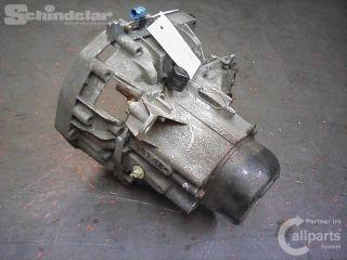Getriebe RENAULT Kangoo 1,4l 55KW 75PS Getriebecode JB3168