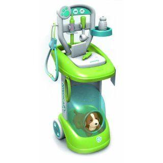 Smoby 024604   Smoby Role Play   Tierarzt Notfallwagen