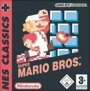 GBA Spiel NES CLASSICS SUPER MARIO BROS mit OVP Nintendo Gameboy