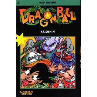 Dragon Ball, Bd.37, Kaioshin: Akira Toriyama: Bücher
