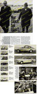 Auto Fahrzeugbau Roller Goggomobil 1300 GT Hans Glas Biographie