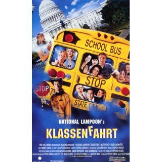National Lampoons Klassenfahrt [VHS]: Matt Frewer, Valerie Mahaffey