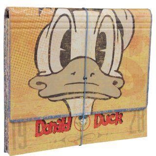 Accordeon Walt Disney Donald Duck +++ Sammelmappe +++ SEMIKOLON