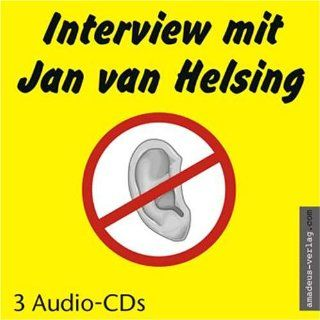 Interview mit Jan van Helsing. 3 Audio CDs Jan van Helsing
