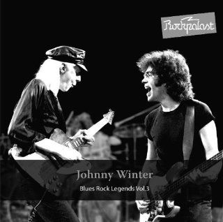 Johnny Winter Rockpalast Blues Rock Legends Vol. 3 Musik