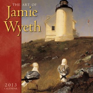 Art of Jamie Wyeth    2013 12 Month Calendar Calendars