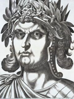 Nero, Emperor of Rome Photographic Print by Antonius