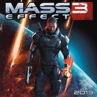 Mass Effect™ 3    2013 12 Month Calendar Calendars