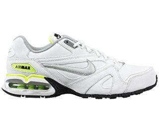 NIKE AIR MAX A/T 5 [44 US 10] Weiss Leder Schuhe NEU