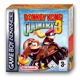 Donkey Kong Country 3 Games