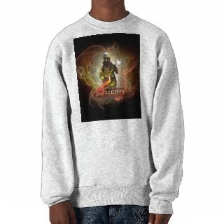 Firefighter Axe Pullover Sweatshirts