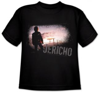 Youth: Jericho   Mushroom Cloud T Shirt
