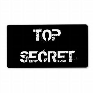 TOP SECRET LABELS