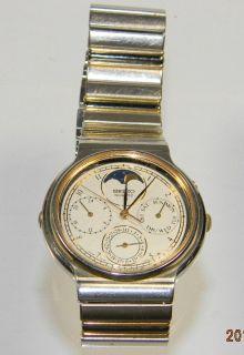 Uhr Herren Uhr Seiko Quartz Chronograph (u118