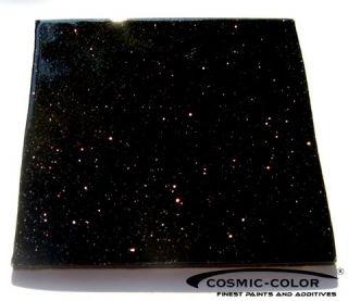 Metal Flakes Glimmer Flakes Cosmic Black 100g Sparpreis