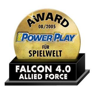 Falcon 4.0 Allied Force Games
