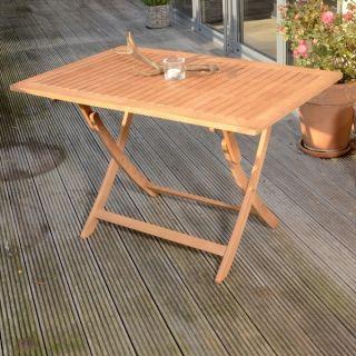 Gartentisch Balkontisch Klapptisch Gartenmoebel Tisch Garten BATU