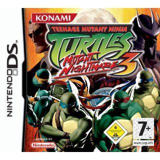 Teenage Mutant Ninja Turtles   Mutant Nightmare Games