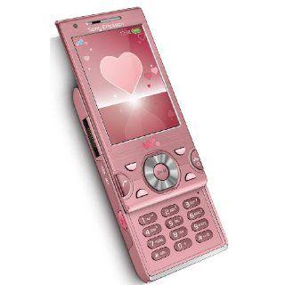 Sony Ericsson W995 Handy Valentine Pink Elektronik