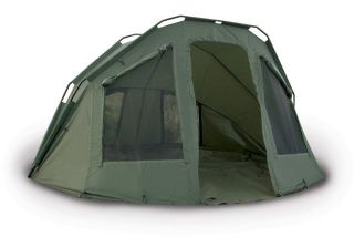Fox o Warrior Hood 2 Man Bivvy Dome Zelt RIESIG