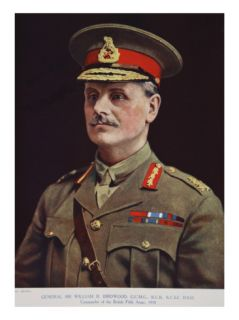 General Sir William R. Birdwood, 1914 19 Giclee Print by Alexander Bassano
