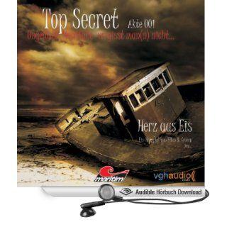 Herz aus Eis Top Secret, Akte 001 (Hörbuch )