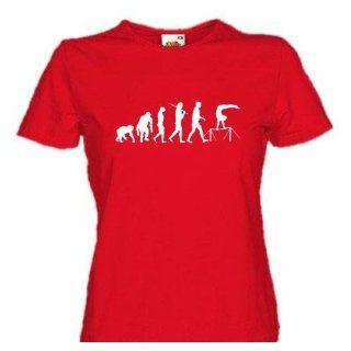 Standard Edition Turnen Reck Evolution Girlie Shirt Sport