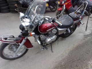 Honda Shadow 125 Ersatzteile