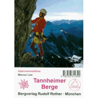 Tannheimer Berge Marcus Lutz Bücher