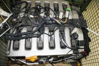 Benz Motor Benzin M120983 A1200103100 automatik SL 129 12 Zylinder V12