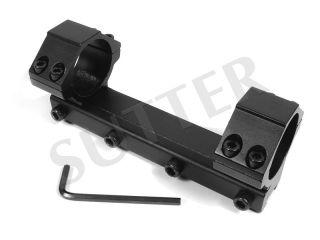 Zielfernrohr Montage Schiene d30 50/120 Profil11 13mm