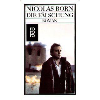 Die Fälschung Nicolas Born Bücher