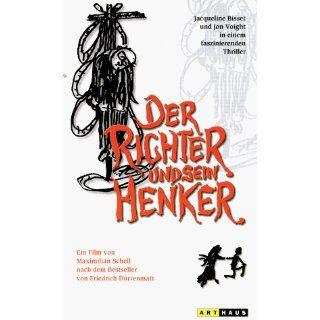 Der Richter und sein Henker [VHS] Jon Voight, Jacqueline Bisset